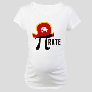 Pi-Rate Maternity T-Shirt