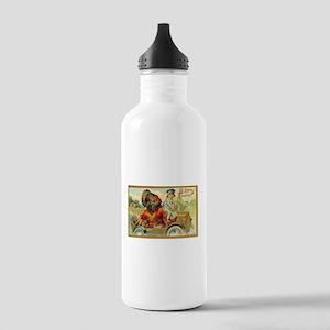 Turkey on Board Stainless Water Bottle 1.0L