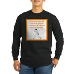 tennis Long Sleeve T-Shirt