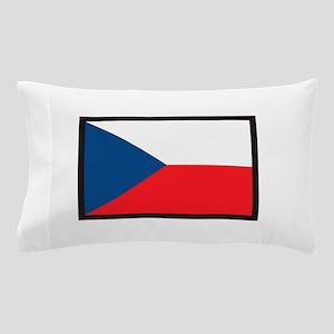 CZECH REPUBLIC FLAG Pillow Case