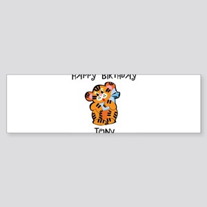 Tony The Tiger Bumper Stickers Cafepress