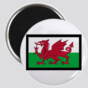 FLAG OF WALES Magnets