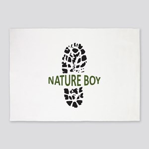 Nature Boy 5'x7'Area Rug