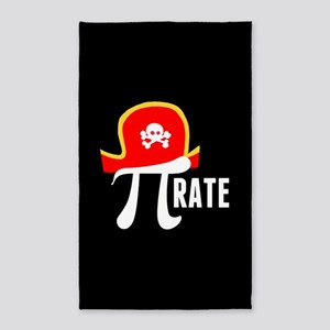 Pi-Rate Area Rug