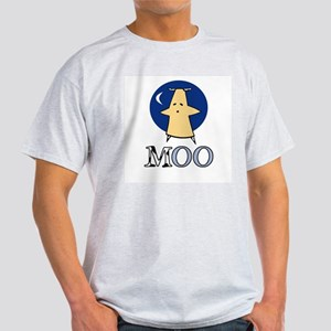 Moo Ghost - Light T-Shirt