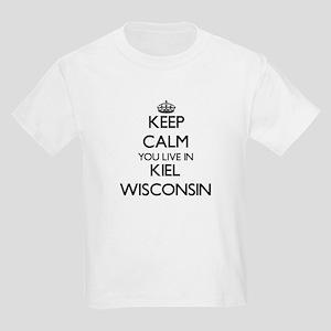 Keep calm you live in K Women's Cap Sleeve T-Shirt
