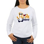 Blondes Have More Fun Women's Long Sleeve T-Shirt