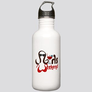 Brunettes in Bikinis Stainless Water Bottle 1.0L