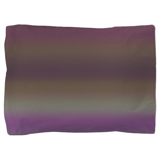 Violet Twilight Pillow Sham