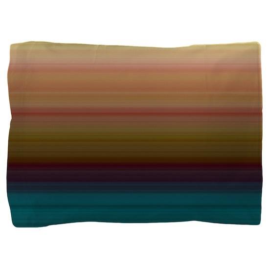 Twilight Beach Pillow Sham