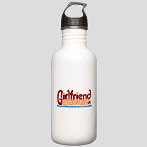A Ball at the Beach Stainless Water Bottle 1.0L
