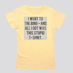 The Sopranos Bada Bing Girl's Tee