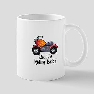 DADDYS RIDING BUDDY Mugs
