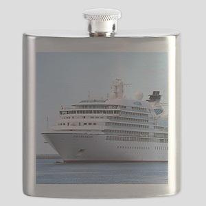 Cruise ship 12 Flask