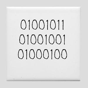 KID 01001011 Tile Coaster