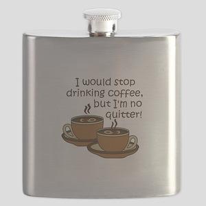 IM NO QUITTER Flask