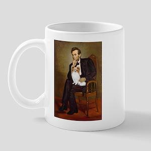 Lincoln's Papillon Mug