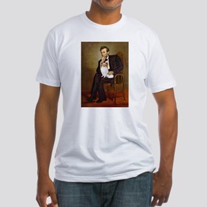 Lincoln's Papillon Fitted T-Shirt