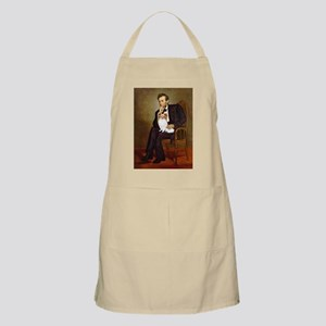 Lincoln's Papillon Apron