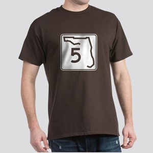Route 5, Florida Dark T-Shirt