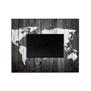 World map art picture frame gumiabroncs Choice Image