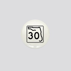 Route 30, Florida Mini Button