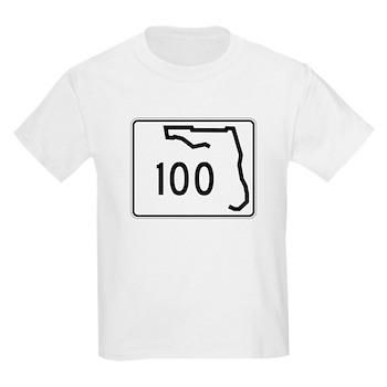Route 100, Florida Kids Light T-Shirt