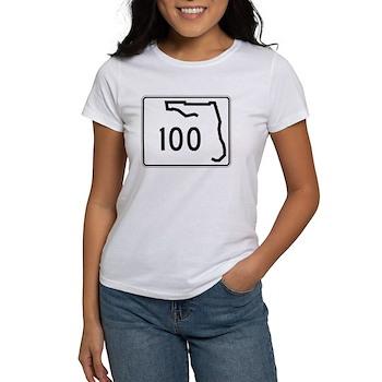Route 100, Florida Women's T-Shirt
