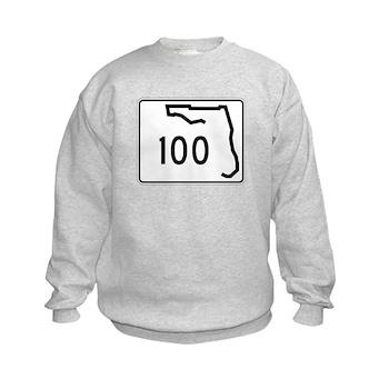 Route 100, Florida Kids Sweatshirt