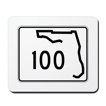 Route 100, Florida Mousepad