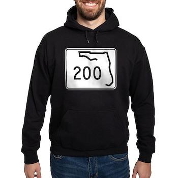 Route 200, Florida Hoodie (dark)