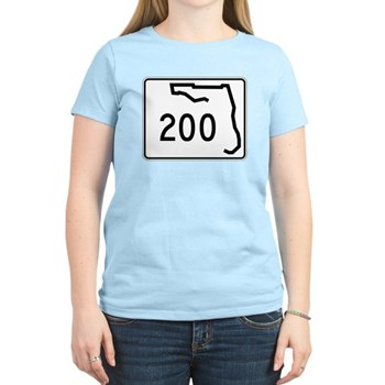 Route 200, Florida Women's Light T-Shirt