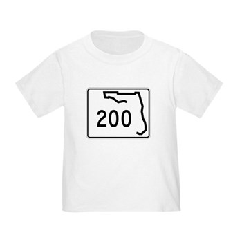 Route 200, Florida Toddler T-Shirt
