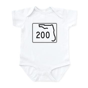 Route 200, Florida Infant Bodysuit