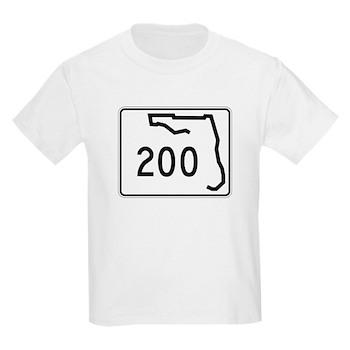 Route 200, Florida Kids Light T-Shirt