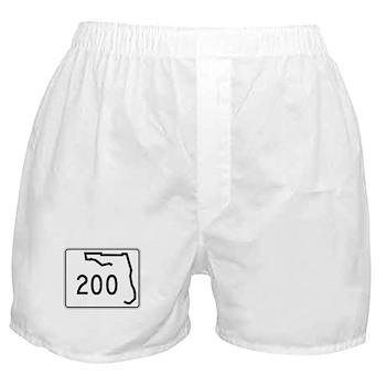 Route 200, Florida Boxer Shorts