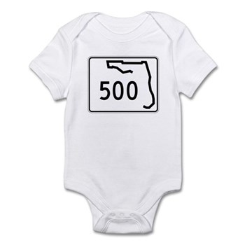 Route 500, Florida Infant Bodysuit