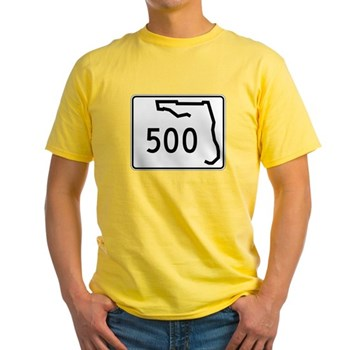 Route 500, Florida Light T-Shirt