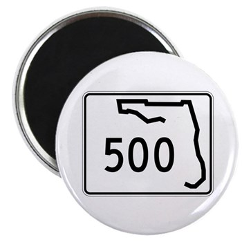 Route 500, Florida Magnet
