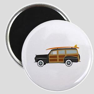 Surfer Car Magnets