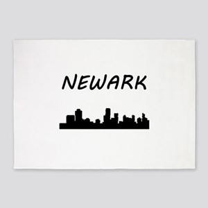Newark Skyline 5'x7'Area Rug