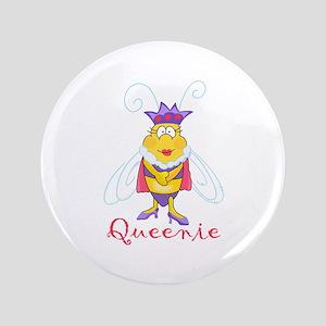 """QUEENIE 3.5"""" Button"""
