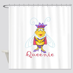 QUEENIE Shower Curtain