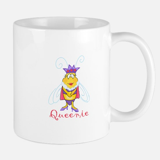 QUEENIE Mugs