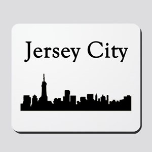 Jersey City Skyline Mousepad