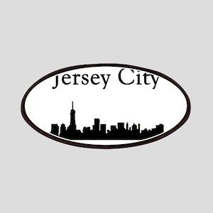 Jersey City Skyline Patch