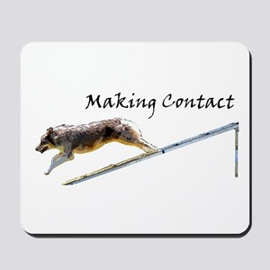 Making contact Mousepad