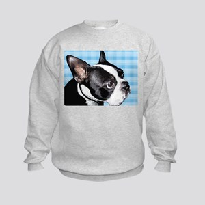 Boston Terrior Kids Sweatshirt