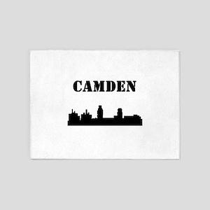 Camden Skyline 5'x7'Area Rug