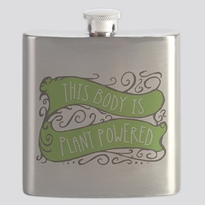 Plant Powered Body Flask